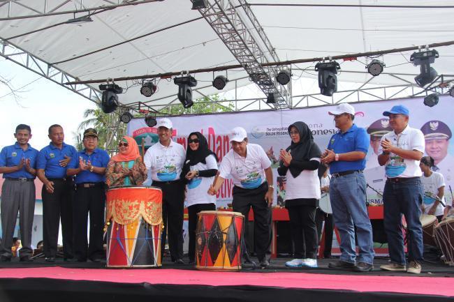 Festival Empat Danau HUT Kabupaten Solok ke 104 Tahun 2017