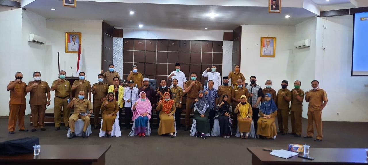 Rapat Pengukuhan Skill Develompment Centre (SDC)  dan Workplace